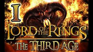 Lord Of The Rings The Third Age Walkthrough Part 1 Ps2