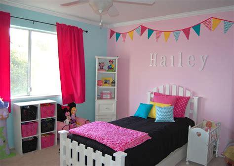 Big Girl Bedroom Reveal