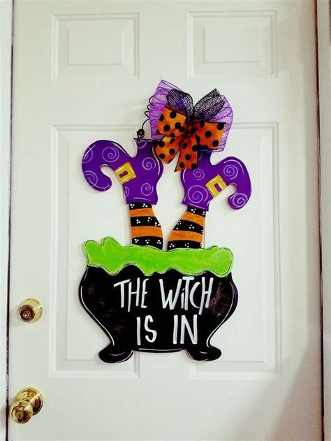 Best 25+ Halloween Door Hangers Ideas On Pinterest
