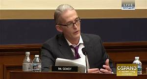 Washington Monthly | The Curious Case of Trey Gowdy's ...
