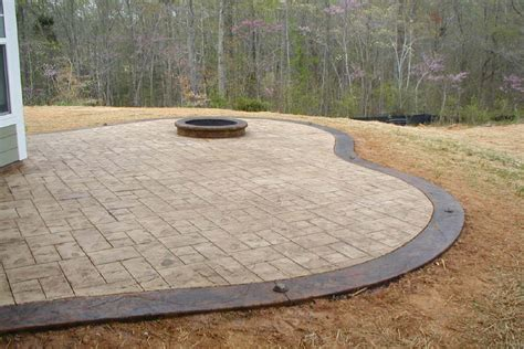patio surfaces options patio surface options outdoor contracting