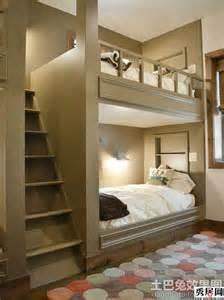 Ikea Bathroom Mirrors Ireland by 6款自制欧式儿童高低床装修效果图大全 创意儿童上下双层实木组合床设计图片 2 秀居网