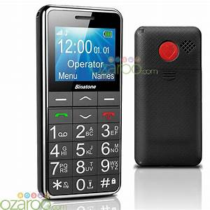binatone sim free unlocked big button gsm senior mobile With cell phones with large numbers and letters