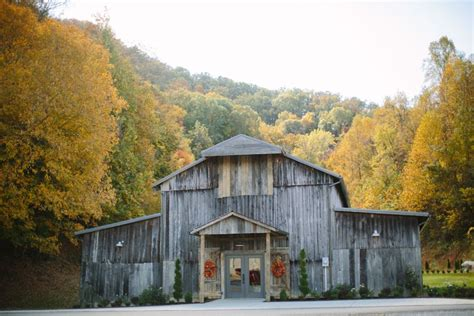 The Barn At Chestnut Springs- Amazing East Tn Venue