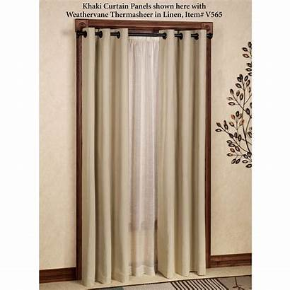 Curtains Grommet Weathermate Tm Solid Thermalogic Curtain