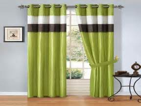 modern curtains for living room 2015
