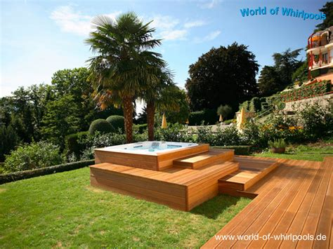 Whirlpool Für Den Garten Gebraucht by Freistehende Whirlpools Whirlpools Nrw F 252 R Den Garten
