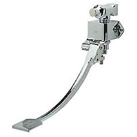 foot pedal faucet home depot faucet wall mounted single foot pedal wm
