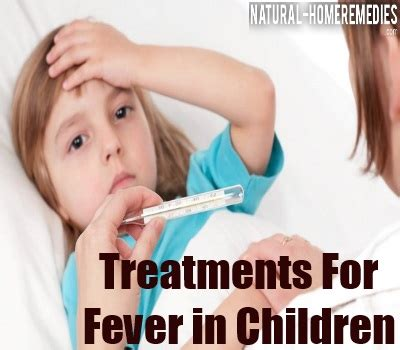 fever in preschoolers 2 treatments for fever in children home remedies 681