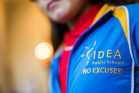 idea campuses bear donors names idea public schools