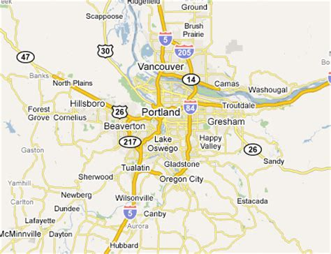 portland metro area web design development firms