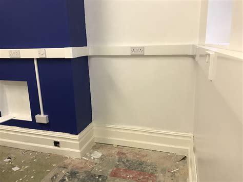 office power points lancaster electricians