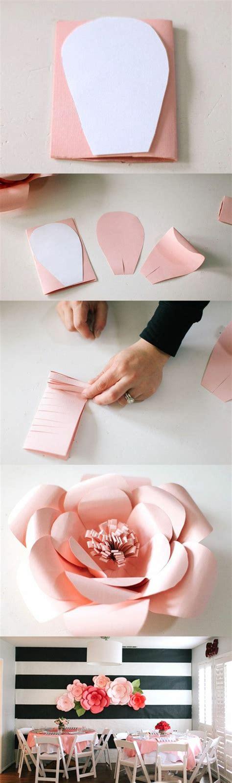 Wanddeko Selber Machen Papier by 1001 Ideen Wie Sie Eine Kreative Wanddeko Selber Machen