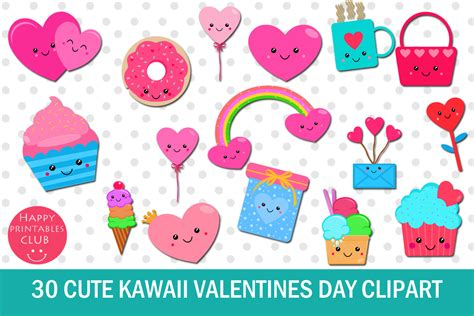 Cute Kawaii Valentine