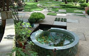 Kleiner Gartenteich Anlegen : garden ponds design ideas inspiration ~ Michelbontemps.com Haus und Dekorationen