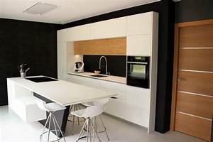 Bonnet Leclair Cuisines : cuisine moderne ~ Premium-room.com Idées de Décoration