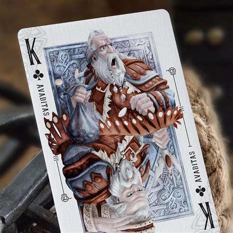 luminosity playing cards luxury edition