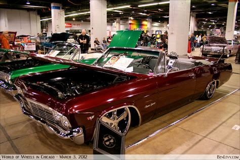 chevy impala convertible benlevycom