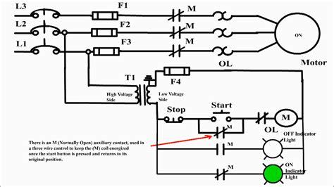 motor control start stop station  indicator lights