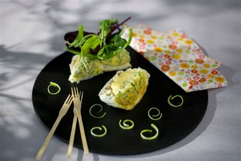 cuisiner le maigre recette fondant de maigre au fromage frais et ciboulette