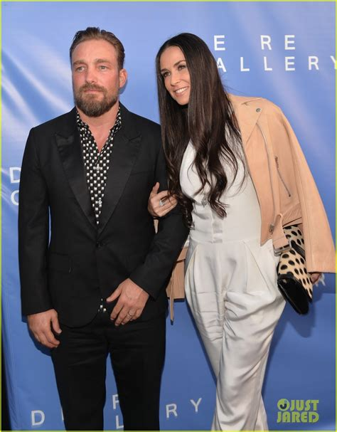 sean friday demi moore boyfriend party beau strong opening going still re brings along