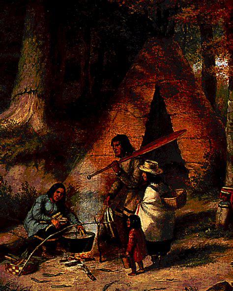North American Indians - Northeast Woodlands Culture Area