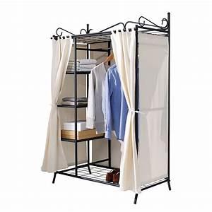 Kleiderschrank 2m Breit 2m Hoch : ikea kleiderschrank schwarz metall ~ Bigdaddyawards.com Haus und Dekorationen