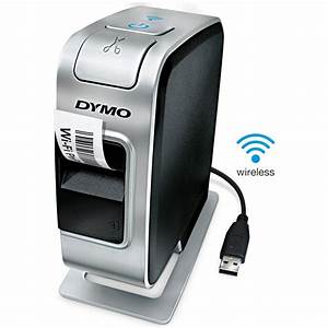 Dymo labelmanager wireless pnp thermal label printer for Dymo bluetooth label printer