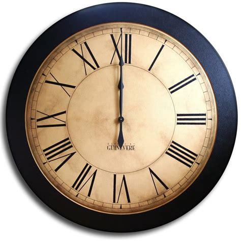 large wall clock  antique style big  clocks