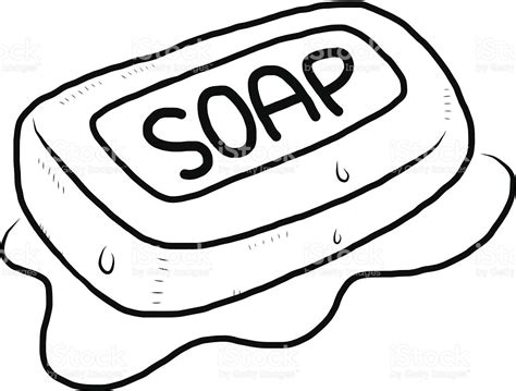 black and white south six soap clipart black and white 6 clipart station