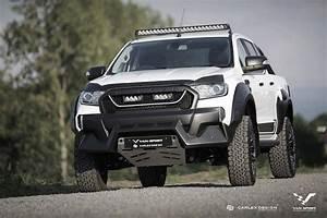 Ford Ranger Raptor : m sport ford ranger pick up gets the raptor treatment auto express ~ Medecine-chirurgie-esthetiques.com Avis de Voitures