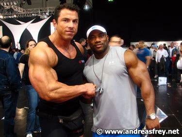 Homepage von Bodybuilding Weltmeister und BB-Profi Andreas ...