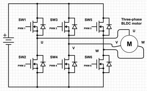 How Power Control Brushless Motors Digikey