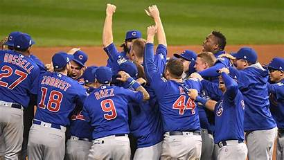 Cubs Win Series Today Chicago