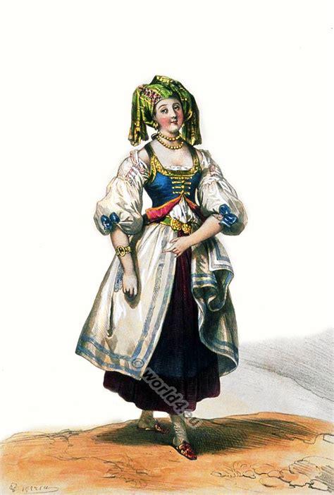 russian lady clothing   century world