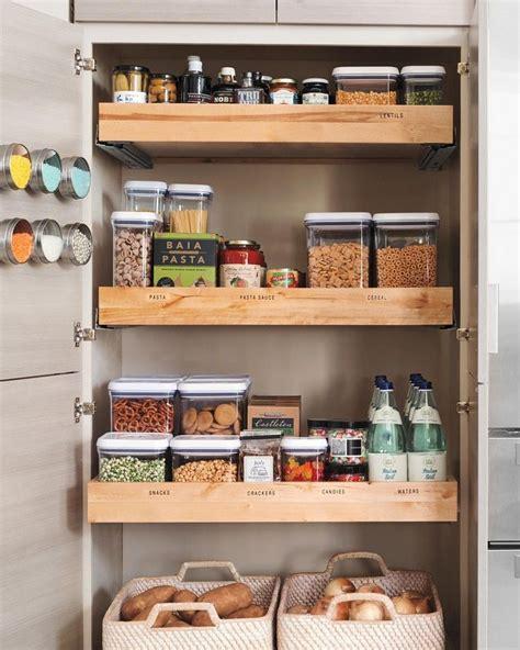 Küche Optimal Einräumen by Vorratsschrank In Der K 252 Che Einr 228 Umen Einrichtung