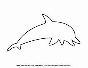 Dolphin clipart simple - Pencil and in color dolphin ...