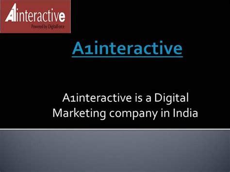 Digital Marketing Company In India by Digital Marketing Company In India Authorstream