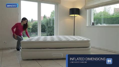 Aerobed® Comfort Superior Raised Double