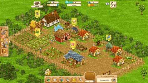 Play Goodgame Big Farm Online