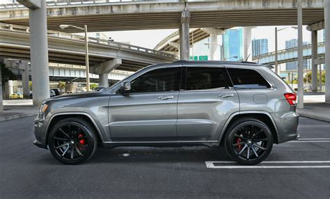 white jeep grand cherokee wheels xo tokyo matte black staggered concave wheels mercedes