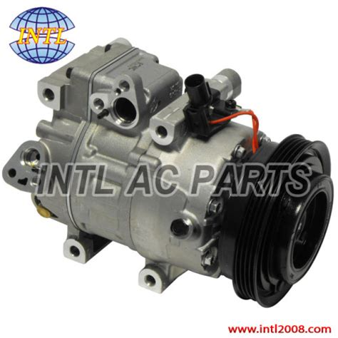 automobile air conditioning service 2003 hyundai elantra user handbook hyundai elantra 2 0l 1 8l ac compressor 977012h102 977012h100 co 10947c intl auto air