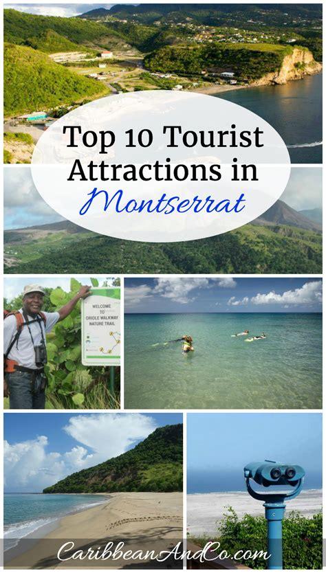 Top 10 Tourist Attractions In Montserrat  Caribbean & Co