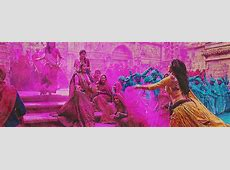 Happy Holi & Dhuleti Shubh GIF Images For Facebook And