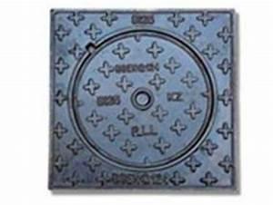 Couvercle De Regard En Fonte : vente regard rehausse couvercles plaque fonte ~ Nature-et-papiers.com Idées de Décoration