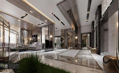 luxury living room main hall interior design villa saudi arabia itqan