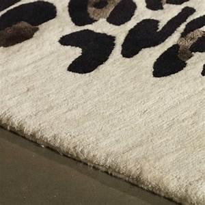tapis haut de gamme ethnique beige effet peau de leopard With tapis contemporain haut de gamme