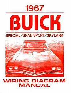 1967 Buick Gran Sport Skylark Special Electrical Wiring