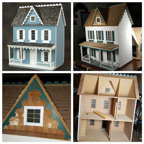 vermont farmhouse makeover dollhouse miniature madness