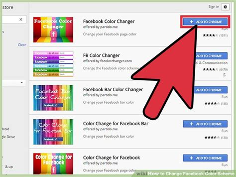 Change Color Of Image How To Change Color Scheme 14 Steps With Pictures